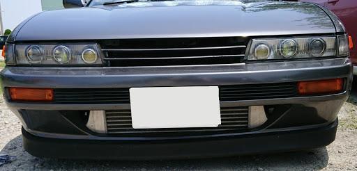 シルビア愛車紹介の画像