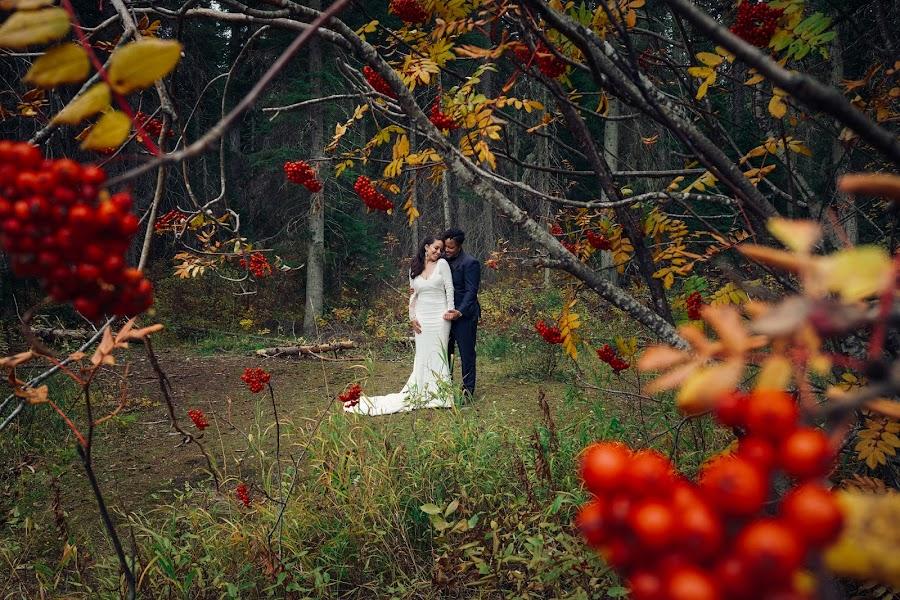 Wedding photographer Marcin Karpowicz (bdfkphotography). Photo of 05.10.2018
