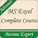 Easy MS Excel Full Course (Advance) for PC-Windows 7,8,10 and Mac
