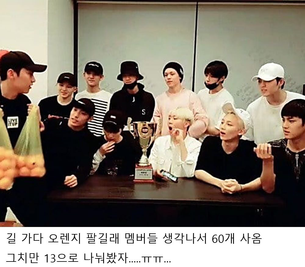 Reveal Group: SEVENTEEN Reveal The Daily Life Of Being A Large Group