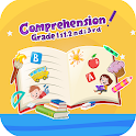 English Reading Comprehension - Learn To Read Apps icon