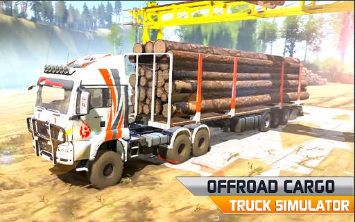 Offroad truck driver 4X4 cargo truck Drive 3D 1.0.8 screenshots 3