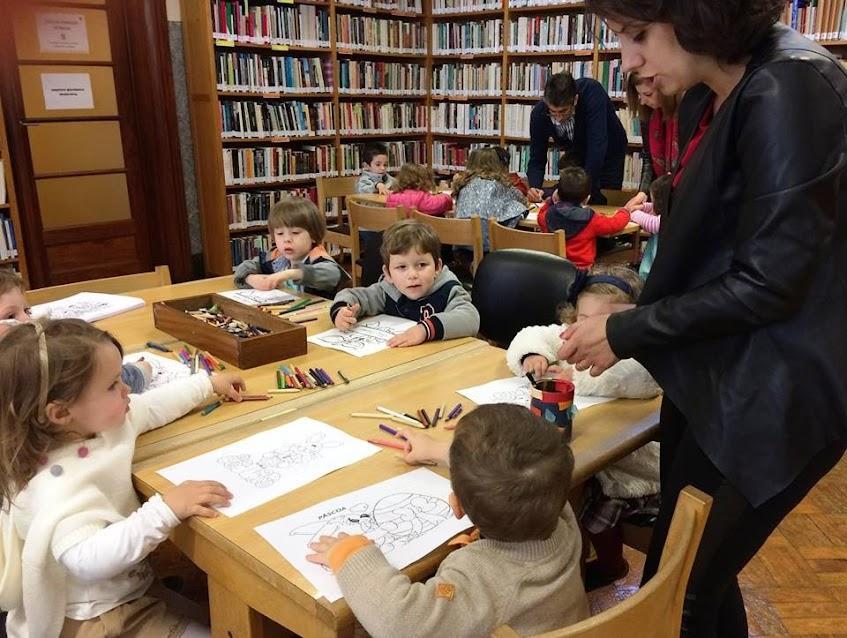 Misericórdia de Lamego festeja o Dia do Livro Infantil