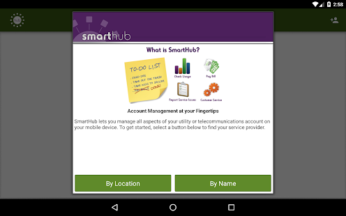 SmartHub- screenshot thumbnail