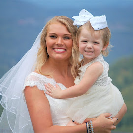 Princesses by Jessica Rose - Wedding Other ( bride, niece, beautifulgirls, princess, wedding, princesses,  )