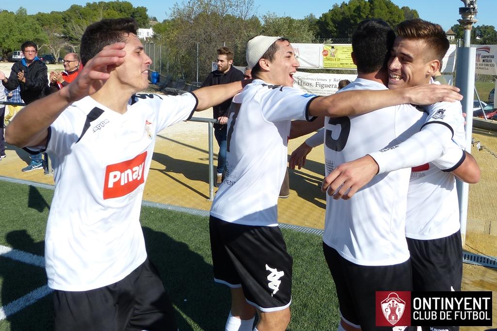 Ontinyent CF Alberto Abengózar