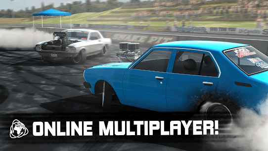 Torque Burnout – MOD (Unlimited Money) 1