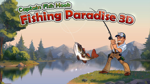 Fishing Paradise 3D Free+ Screenshot