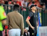 """Alexander Blessin: """"Pas mécontent que la période des transferts soit terminée"""""""