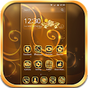 Gold business Theme Gold Rush icon