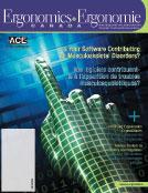 Ergonomics - Ergonomie Canada cover pic