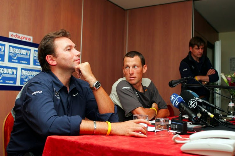 """Bruyneel komt nog eens terug op dopingperikelen van weleer: """"Hypocrisie is lastig te accepteren"""""""
