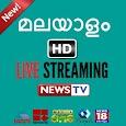 Malayalam Live TV News HD icon