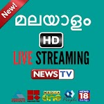 Malayalam Live TV News HD Icon
