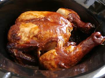 Slow Cooked BBQ Chicken
