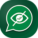 No last seen : View deleted messages for WhatsApp icon