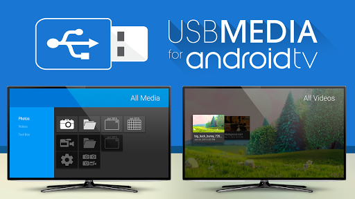 USB Media for Nexus Player