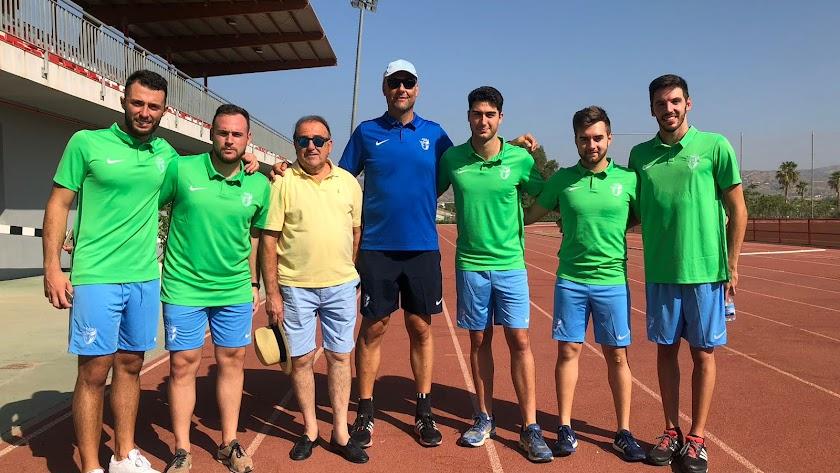 Los árbitros de Almería están en forma para la 2018-2019