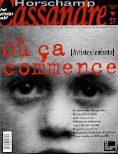 Photo: © Olivier Perrot Couverture Cassandre 57 http://www.horschamp.org