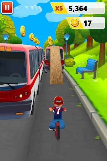Bike Race - Bike Blast Rush apkpoly screenshots 2