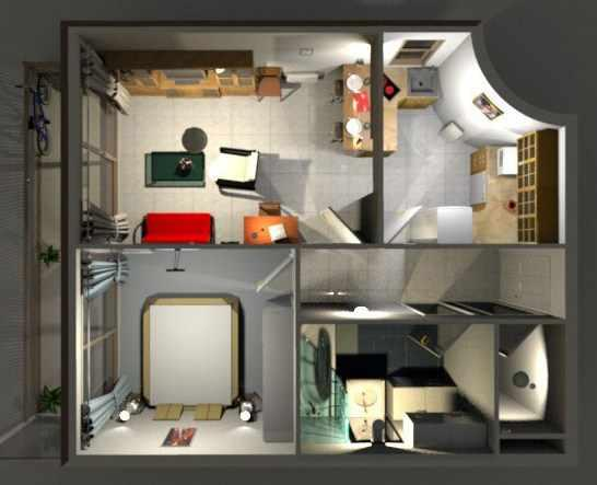 3d home plan design ideas screenshot - Home Plan Designer