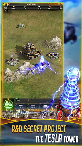 Nida Harb 3: Alliance Empire | MMO Nuclear War 1.6.53 screenshots 3