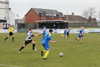Photo: 09/03/13 v Whitletts Victoria (West Superleague Division 1) 1-3 - contributed by Gary Spooner