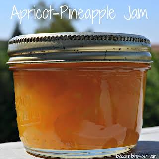Apricot Pineapple Jam.