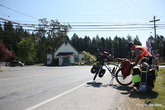 Photo: (Year 2) Day 329 -  On Salt Spring Island on the Way to Ganges