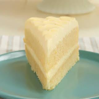 Lemon Cream Cake.