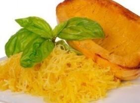 Twice Cooked Spaghetti Squash Recipe