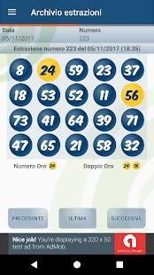 Estrazioni del 10 e lotto - náhled