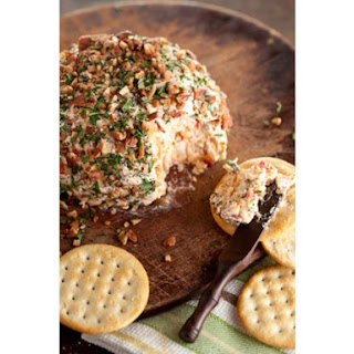 Nutty Bacon Cheese Ball.