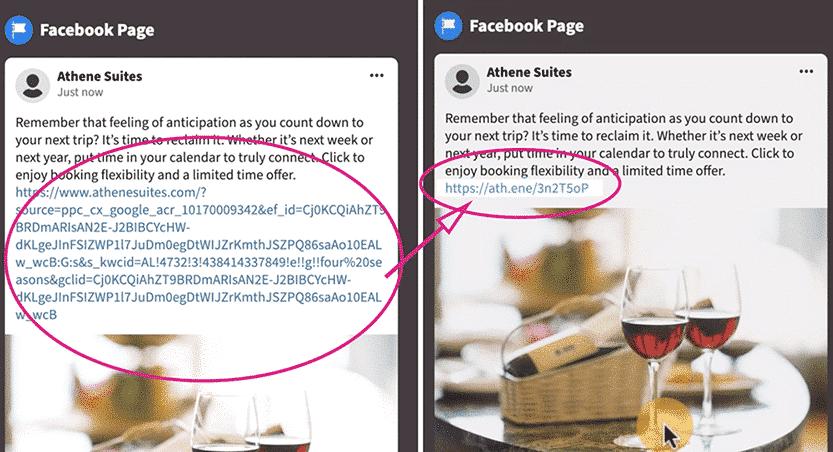 sử dụng URL ảo để bài đăng trông hấp dẫn hơn | TopOnSeek