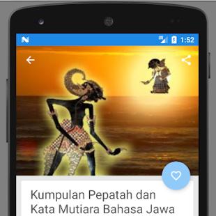 Pitutur Luhur Jawa Wejangan Lengkap - náhled