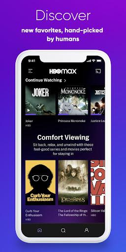 HBO Max: Stream HBO, TV, Movies & More screenshot 3