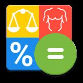 BMI/BFP Calculator