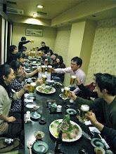 Photo: TGSin長崎全日程終了後の打ち上げ!