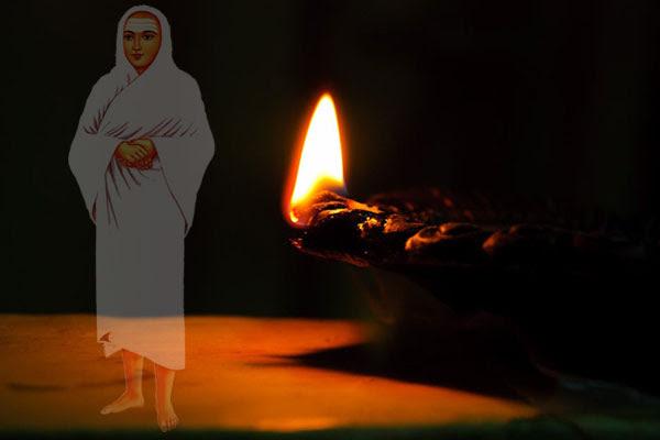 தண்ணீரில் விளக்கெரித்த வள்ளலார்
