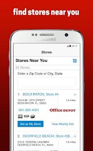 Office Depot®- screenshot thumbnail