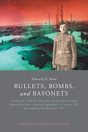 Bullets, Bombs, and Bayonets cover