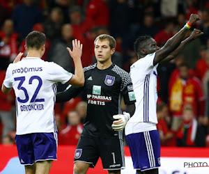 Anderlecht officialise le successeur de Davy Roef !