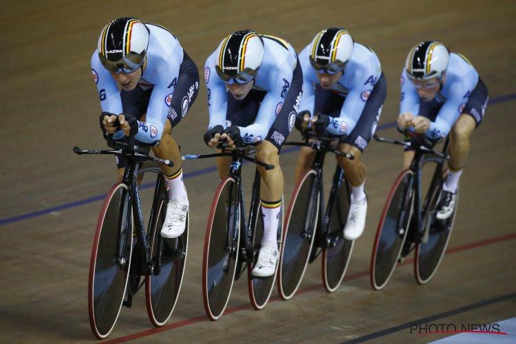 Belgische wielerbond maakt WK-selectie baanwielrennen bekend