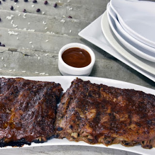 Hard Rock Cafe Ribs
