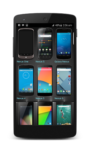 All About Nexus Devices