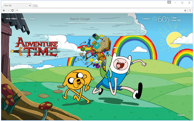 Overview. Adventure Time ...