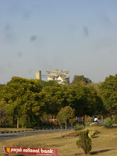 Photo: dust is a problem on my lens at almost all times in India. I need to remmeber to clean it off more often.