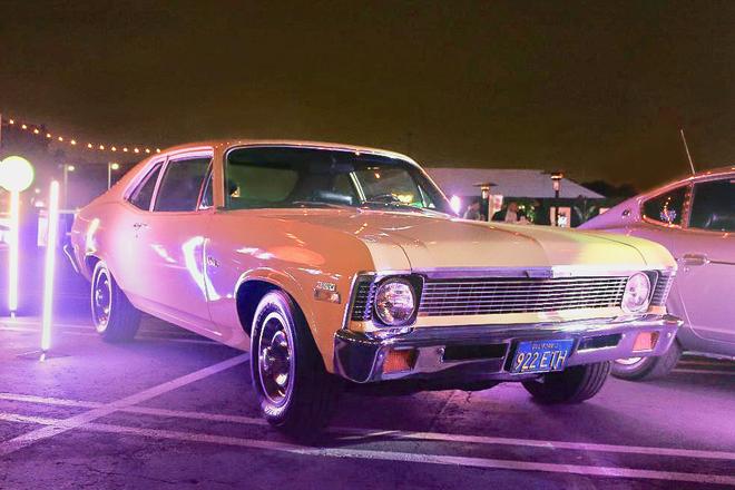 1972 Chevrolet Nova 350 Hire CA