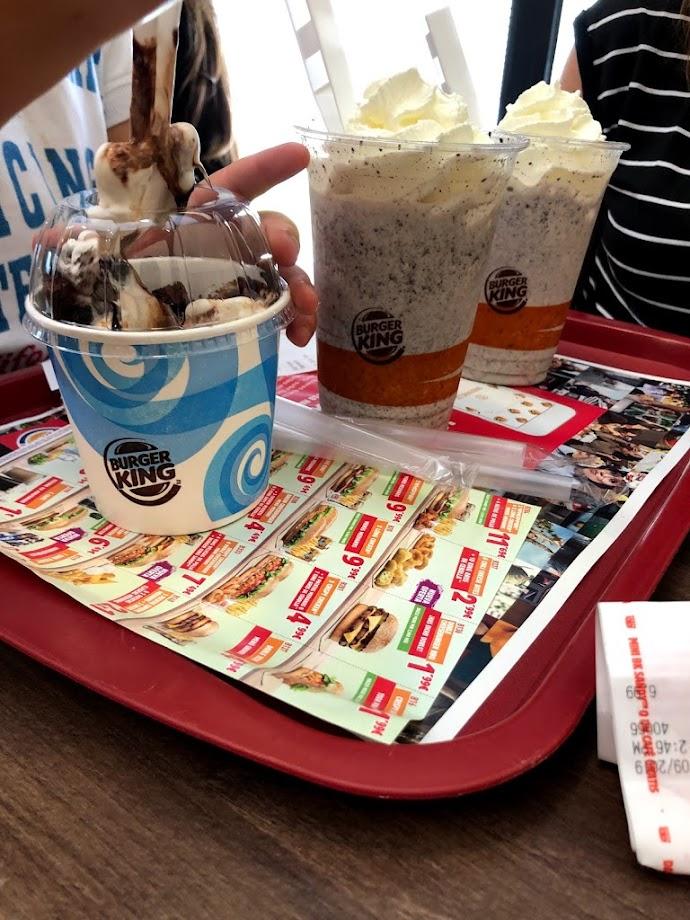 Foto Burger King 16