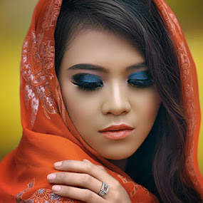 hijabbb by Agus Stiawan - People Portraits of Women